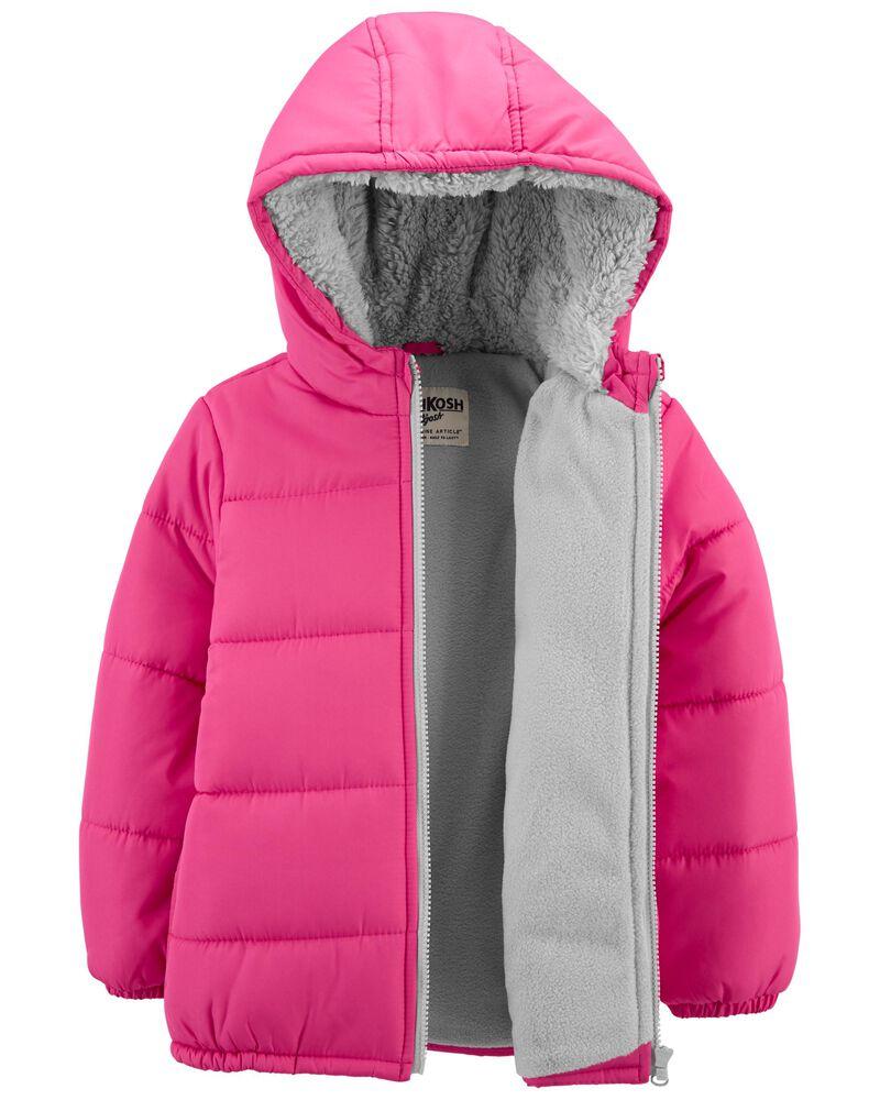 Heavyweight Puffer Jacket, , hi-res