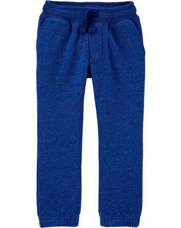 Pantalon de jogging en molleton à l...