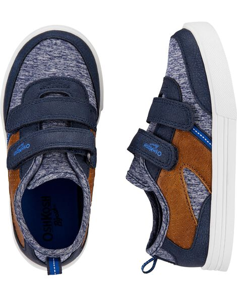 Double Strap Sneakers