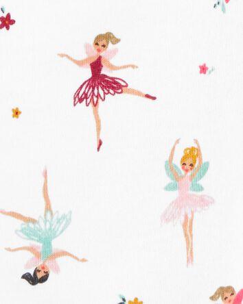 1-Piece Ballerina 100% Snug Fit Cot...