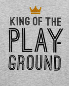 T-shirt en jersey pour le terrain de jeux, , hi-res
