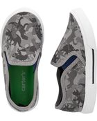 Dinosaur Slip-On Shoes, , hi-res