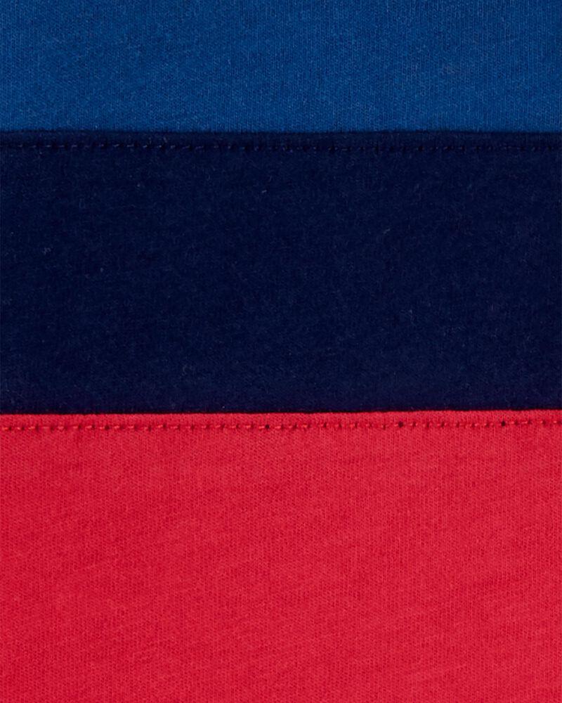 Barboteuse de couleur contrastante, , hi-res