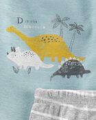 Ensemble 3 pièces Little Character à dinosaure, , hi-res