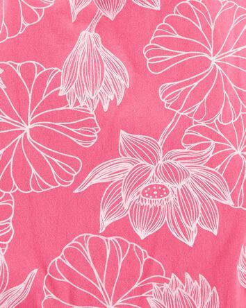 Floral Cotton Romper
