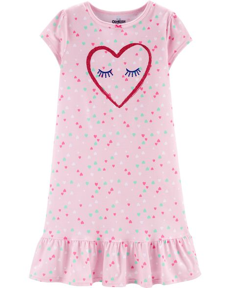 Heart Nightgown