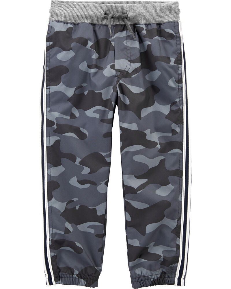 Pantalon de jogging doublé de jersey, , hi-res