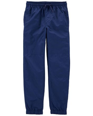 Pantalon de sport doublé de jersey