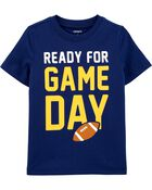 Ready For Game Day Football Jersey Tee, , hi-res