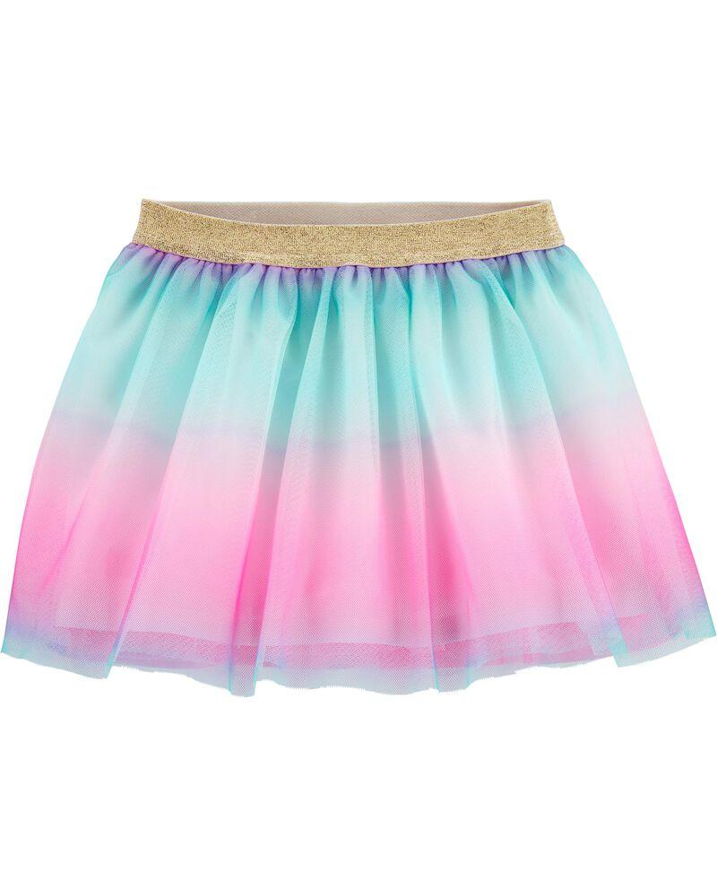Rainbow Tutu Skirt, , hi-res
