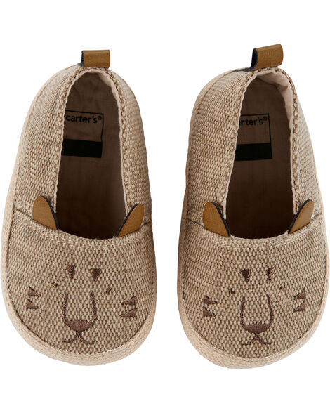 Espadrille Baby Shoes