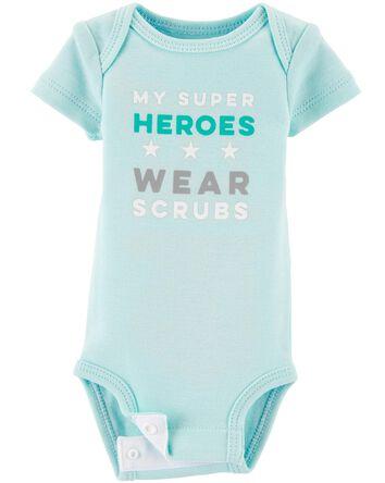 Preemie Super Hero Bodysuit