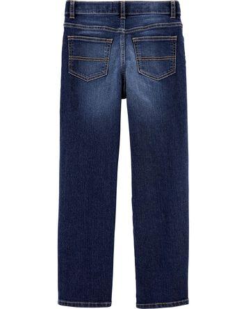 Jeans de coupe ajustée classique -...