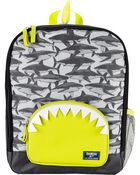 Shark Teeth Backpack, , hi-res