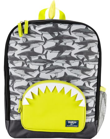 Shark Teeth Backpack