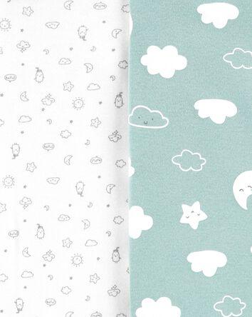5-Pack Clouds Original Bodysuits