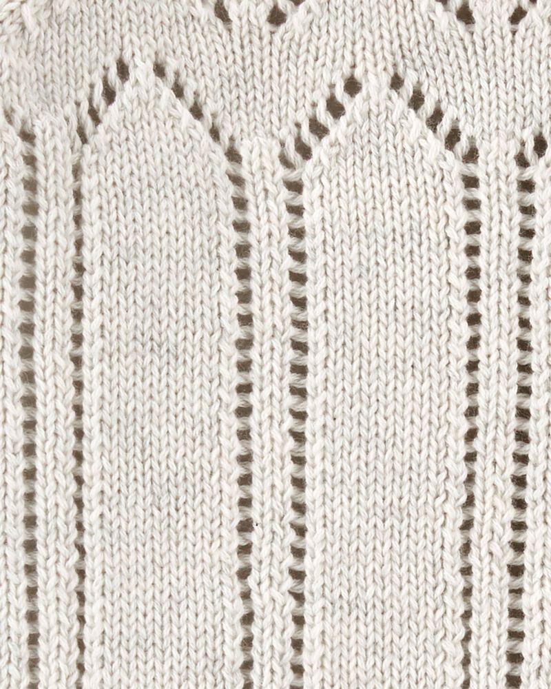 Knit Cardigan, , hi-res