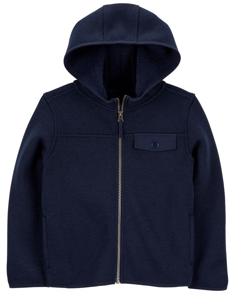 Sherpa Uniform Hoodie, , hi-res