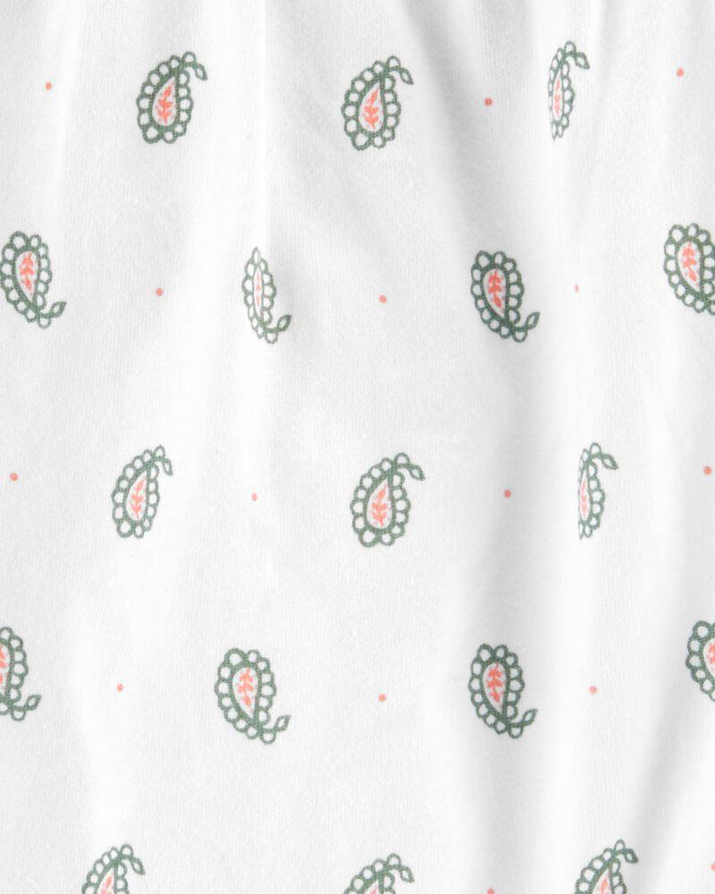 Flutter Printed Bodysuit, , hi-res