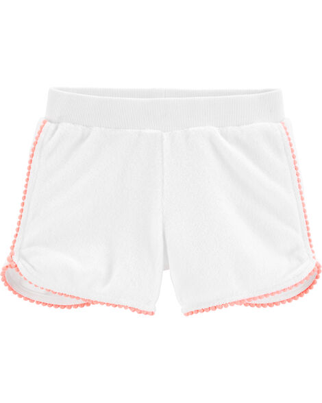 Pompom Terry Shorts
