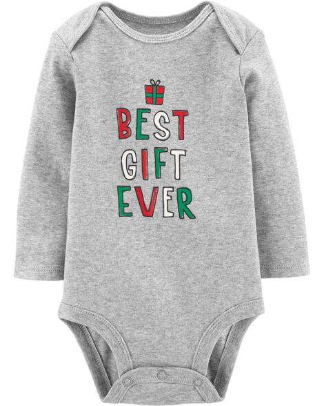 Best Gift Ever Collectible Bodysuit