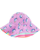 Reversible Unicorn Bucket Hat, , hi-res