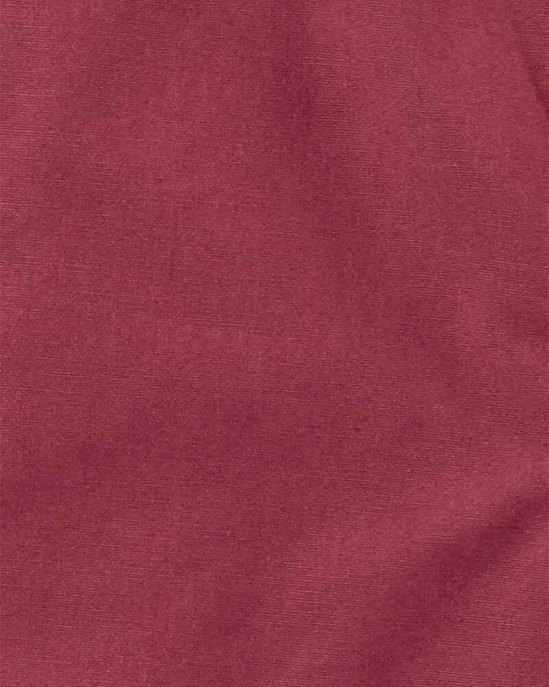 Salopette en toile doublée de jersey, , hi-res