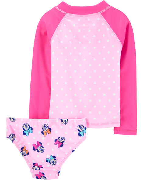 Ensemble maillot dermoprotecteur Minnie Mouse