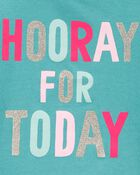 Hooray For Today Jersey Tee, , hi-res