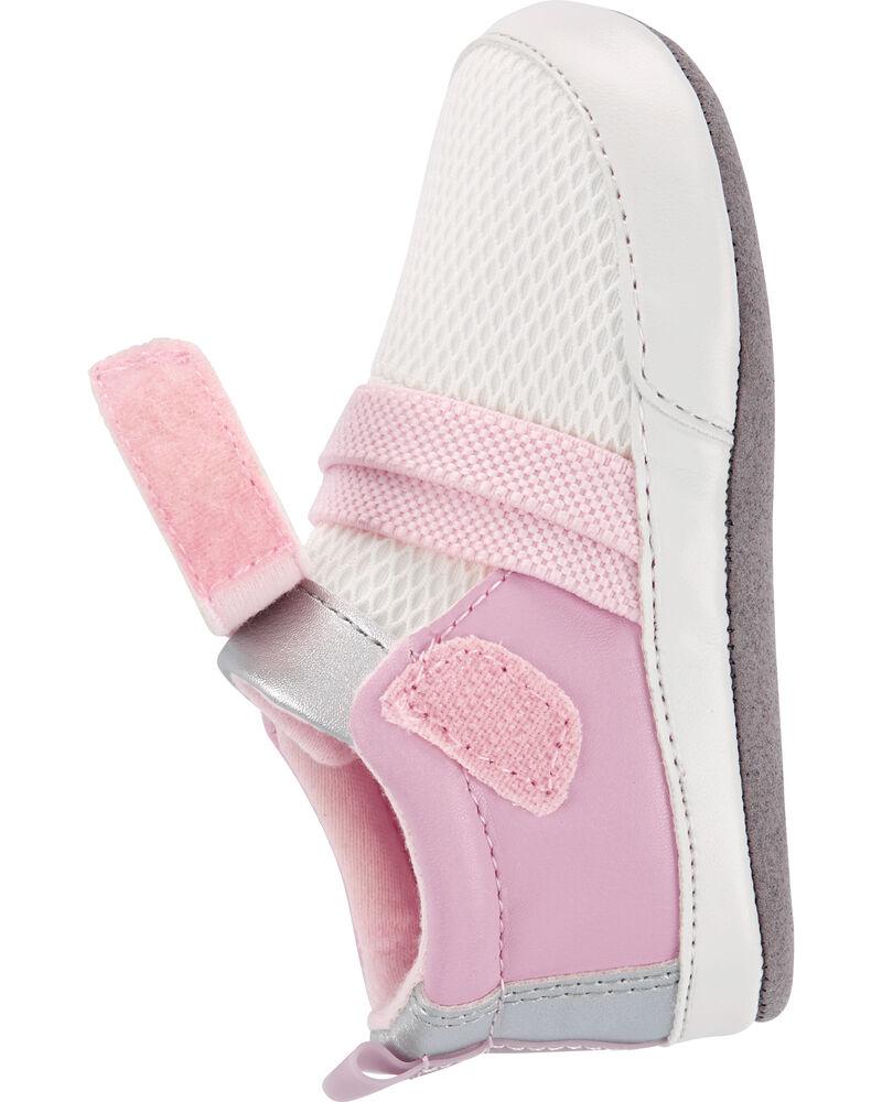 Robeez Jill Athletic Soft Sole Shoes, , hi-res