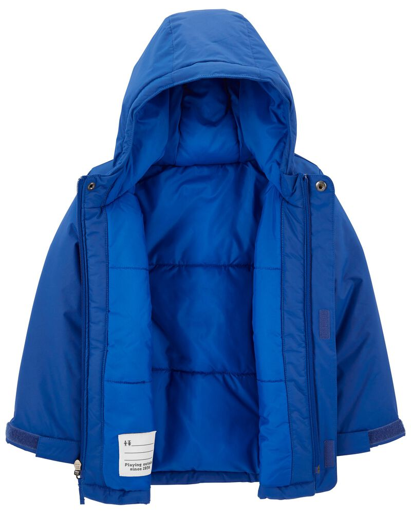 Insulated Jacket, , hi-res