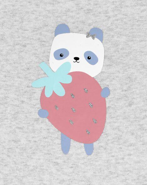 Strawberry Panda Collectible Bodysuit