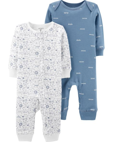 2-Pack Jumpsuits
