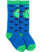 Kombi Daniel The Dinosaur Socks, , hi-res