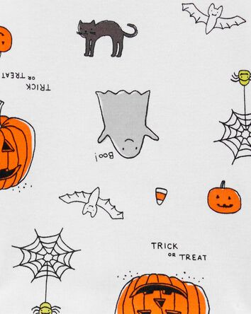 Pyjama d'Halloween 2 pièces en coto...