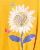 Sunflower Jersey Tee, , hi-res