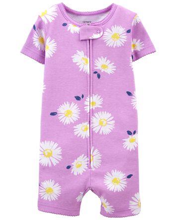 1-Piece Daisy 100% Snug Fit Cotton...