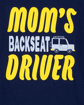 T-shirt en jersey Mom