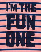 T-shirt en jersey I'm The Fun One , , hi-res