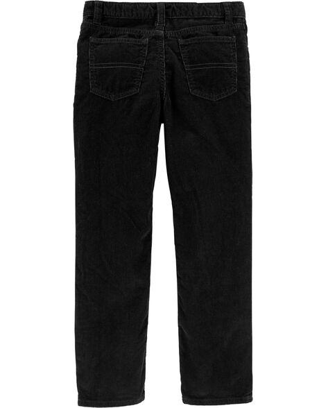 5-Pocket Corduroy Pants