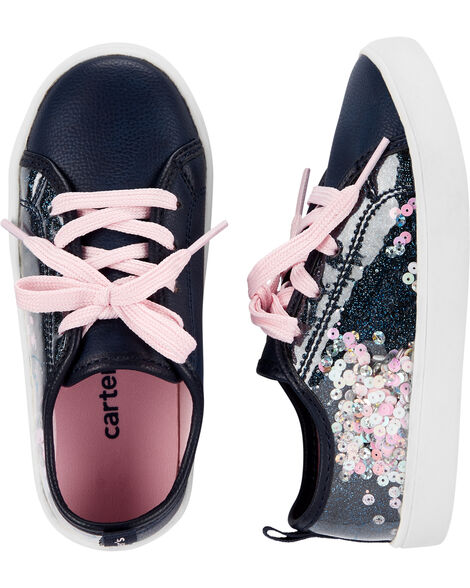 Sequin Casual Sneakers