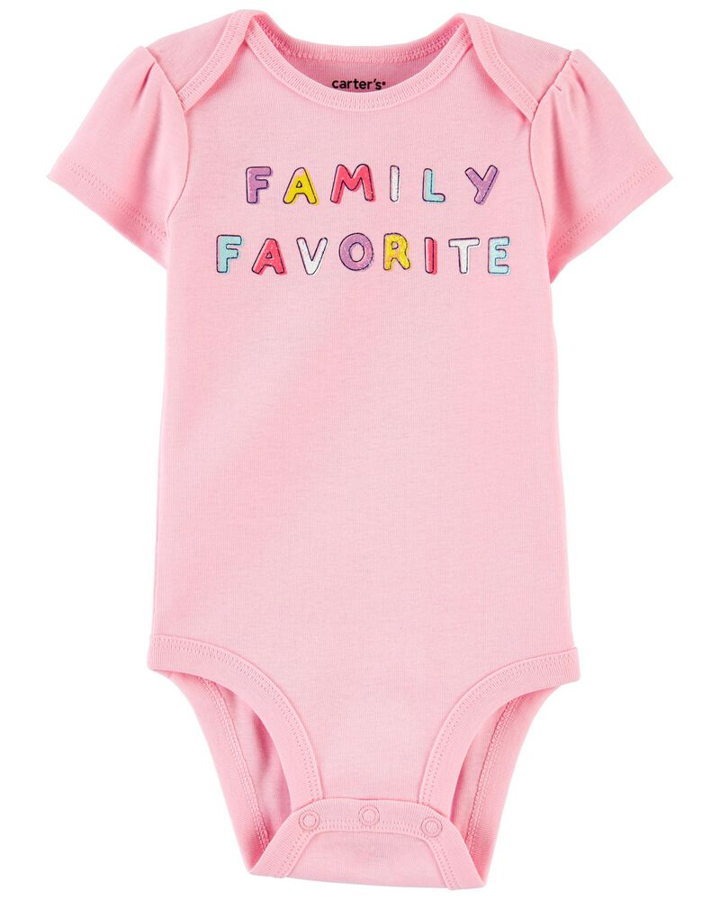 Family Favorite Original Bodysuit, , hi-res