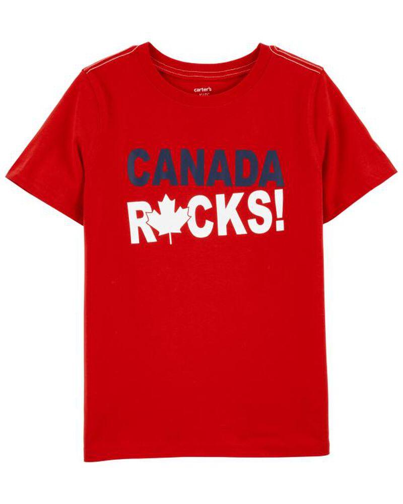 T-shirt Canada Rocks , , hi-res