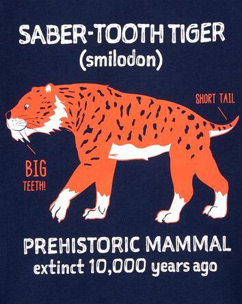 Tiger Jersey Tee