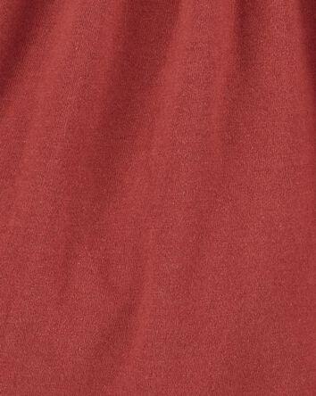 Cache-couche à plis avec bordure en...