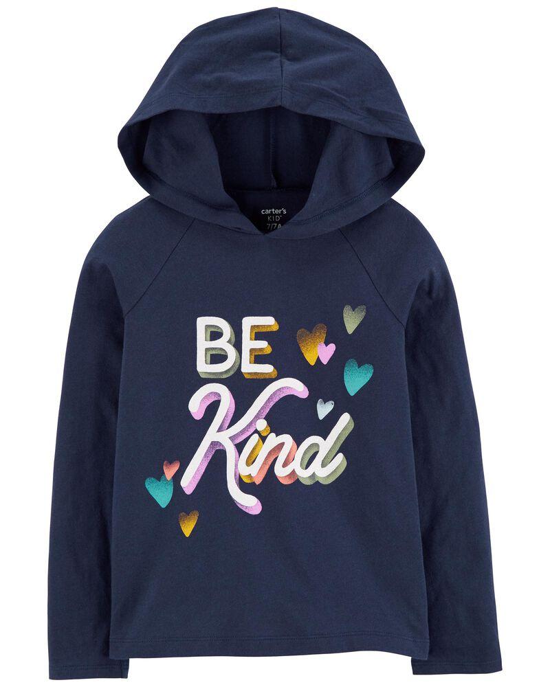 Be Kind Hooded Tee, , hi-res