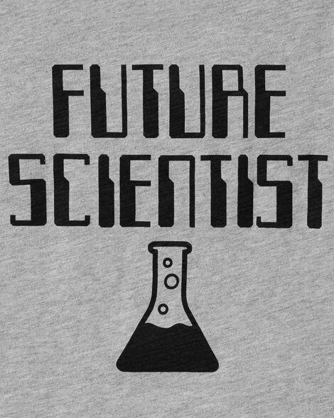 T-shirt Future Scientist