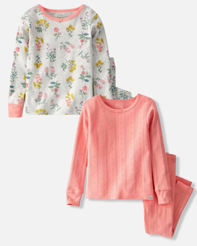Ensemble biologique pyjamas, , hi-res