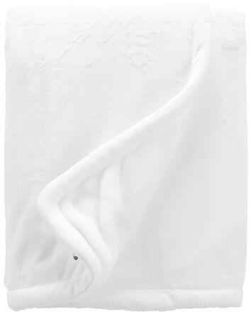 Lamb Fuzzy Plush Blanket