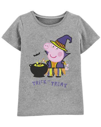 T-shirt Peppa CochonMC d'Halloween